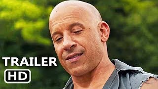 FAST AND FURIOUS 9 Teaser Trailer # 2 (2020)