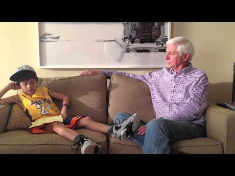 Gus interviews Papa