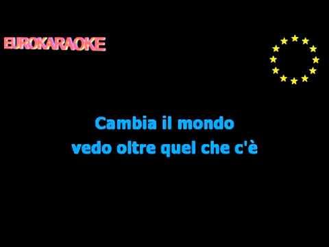 Adriano Celentano Ti Penso e Cambia Il Mondo   Karaoke