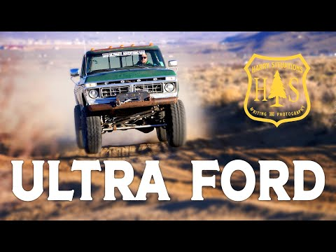 1977 Ford F150 Cheap Truck Challenge Turned Ultra4 Ford