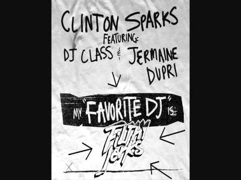 Clinton Sparks - Favorite DJ Ft. Jermaine Dupri & Dj Class (Filthy Jerks Bootleg)
