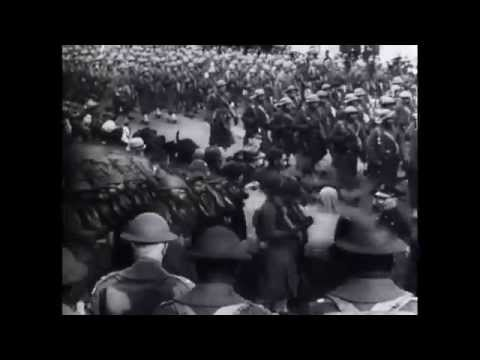 The Negro Soldier 1944 African Americans in WWII US Army movie film