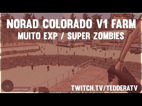 Guia de FARM EXP - Norad - Colorado V1 Infestation #NEWZ #TedderaTV