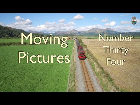 F&WHR Moving Pictures Number Thirty Four - 8/8/19