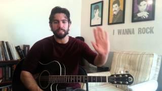 Darius Rucker - Radio (Guitar Chords & Lesson) by Shawn Parrotte