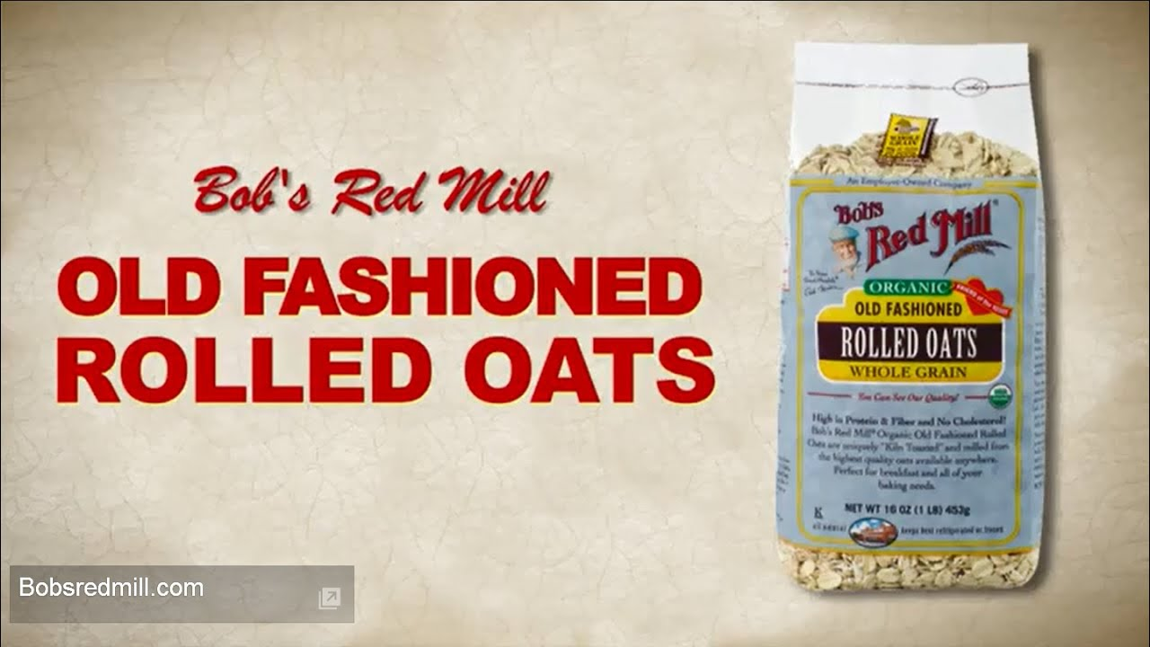 Old Fashioned Rolled Oats   Bob's Red