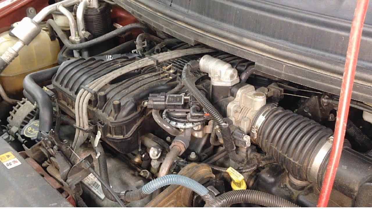2003 ford windstar vacuum hose diagram 240v receptacle wiring freestar p0171 p0174 runs lean & dies out - youtube