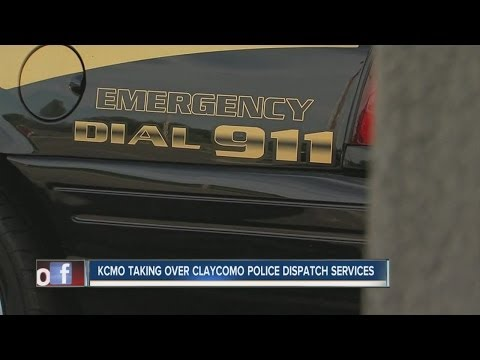 KCMO taking over Claycomo police dispatch services
