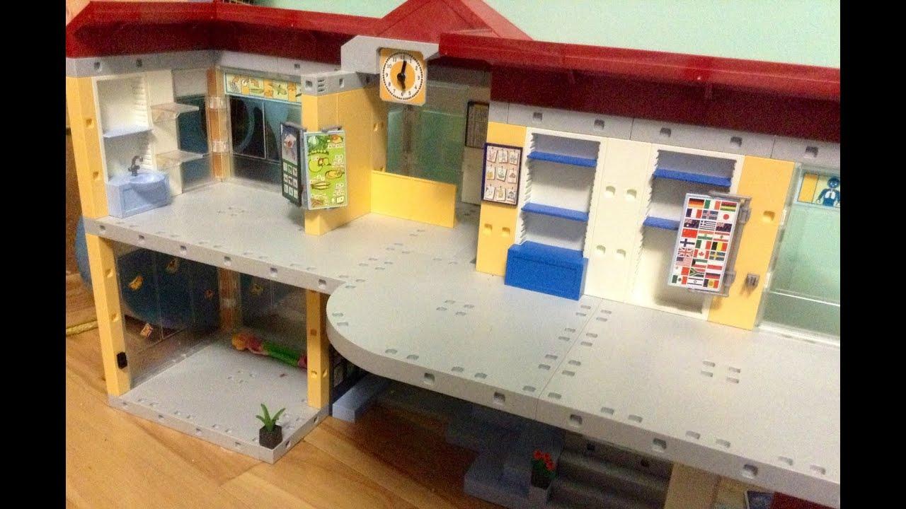 playmobil school 5923 instructions