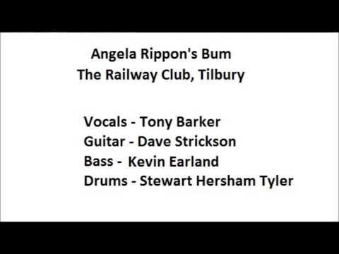 Angela Rippon's Bum - Railway Club, Tilbury