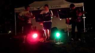 Hatfield / Herold / Vey - Sympathy For The Devil (Live @ StraMu Würzburg 2013)