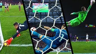 Incredible In-Goal Camera Saves 2019 • HD