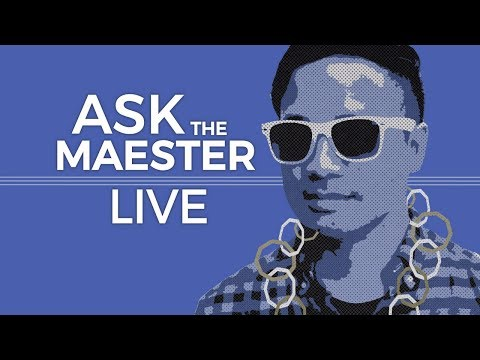 Ask the Maester Live:
