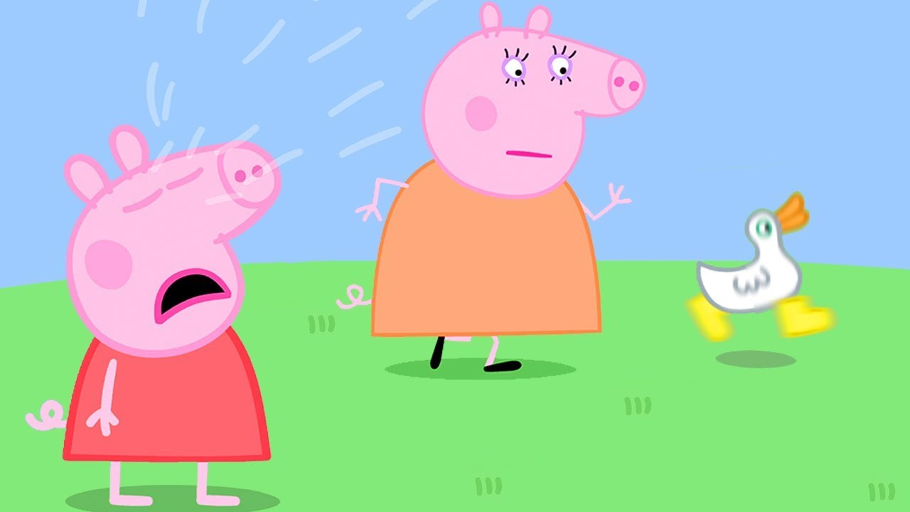 Peppa Pig Official Channel | Where are Peppa Pig's Golden Boots?
