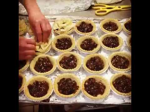 Mince Pie Production in SW19!