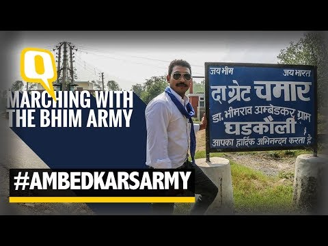 The Quint Documentary | Marching with the Bhim Army #AmbedkarsArmy