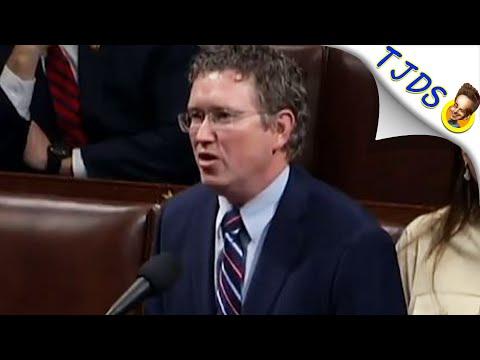 Brave Republican Stands Against Stimulus ALONE