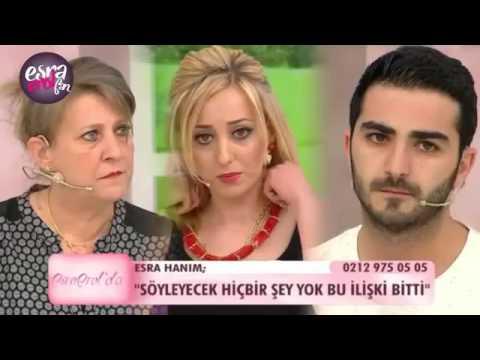 Esra Erol'da Ali Haydar ve Esra'nın Son Görüşmeleri Böyle Bitti