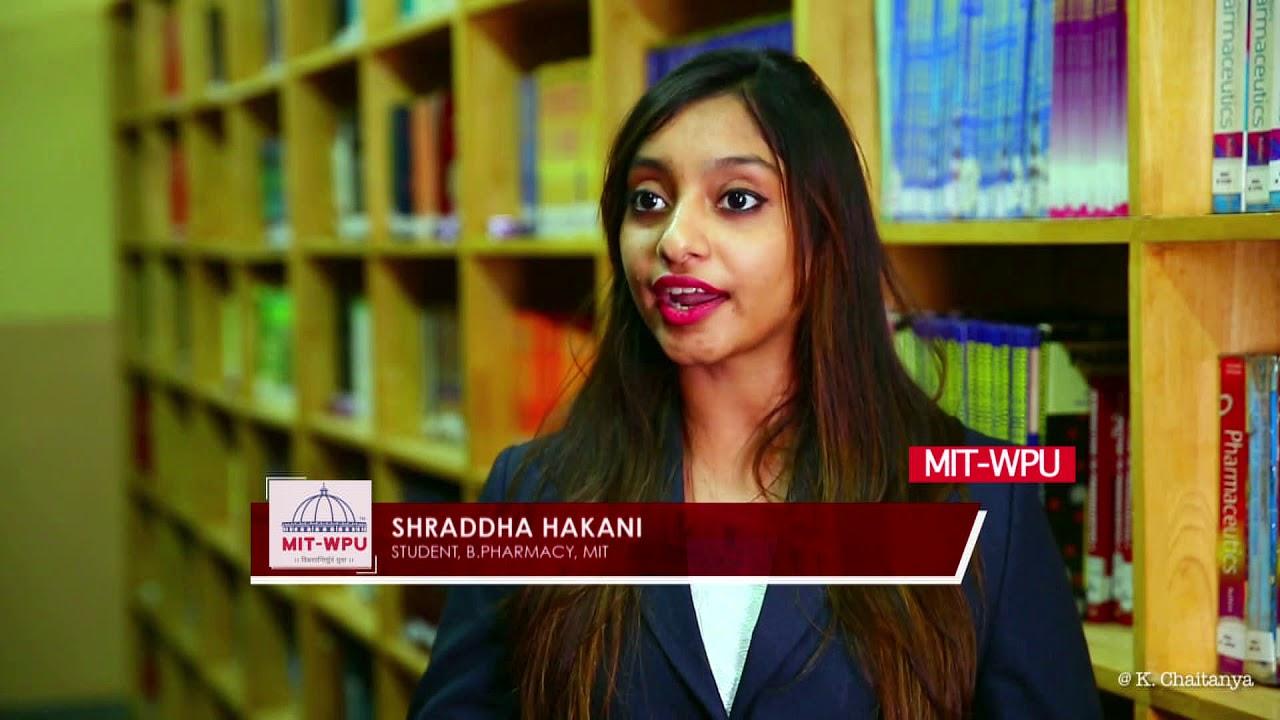 MIT-World Peace University, Pune | World's First University for Life
