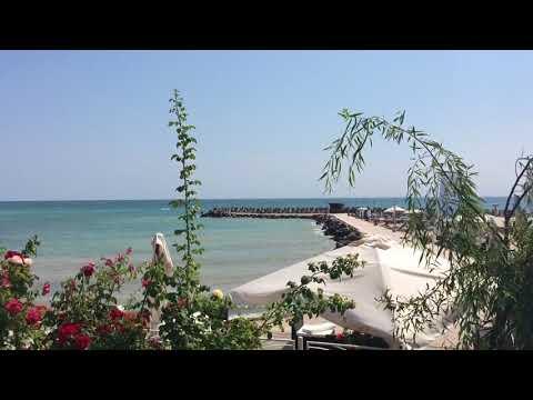 VENUS luxury Beach at Black Sea, Romania | Plaja Venus de lux 2017