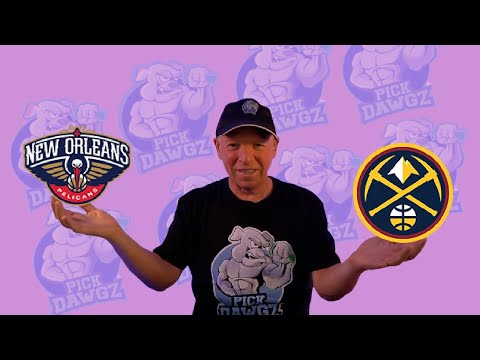 Denver Nuggets vs New Orleans Pelicans 3/21/21 Free NBA Pick and Prediction NBA Betting Tips