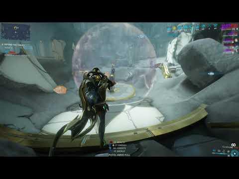 Warframe Endgame Builds: Mag Prime