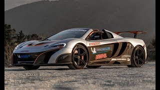 1200 HP Hypercar Development Triple Turbo McLaren 12C - One Take