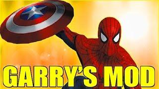 MARVEL'S SPIDERMAN! Gmod