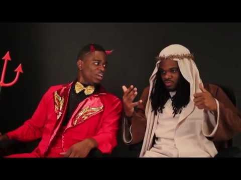 Emmanuel & Phillip Hudson (Jesus vs Satan) Skit
