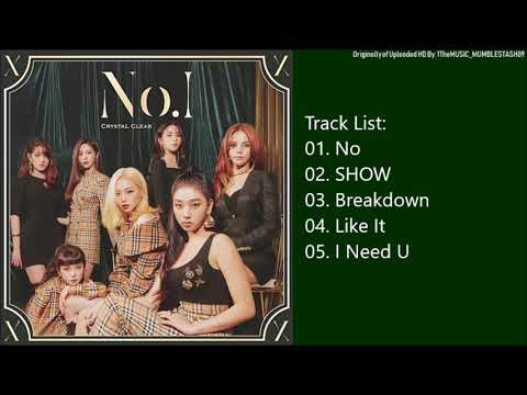 [FULL ALBUM] 씨엘씨 (CLC) - No.1 (Mini Album) Mp3