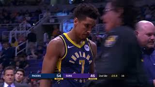 Phoenix Suns vs Indiana Pacers | January 22, 2020