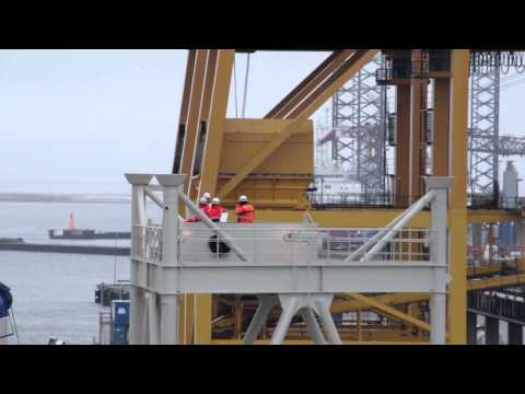 Pioneer Work on the High Seas - How to Install an Offshore Wind Turbine