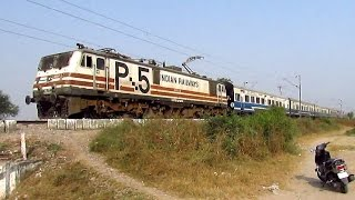 Fast Trains on New Delhi - Ambala Route