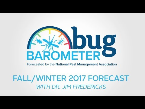 2017 Fall & Winter Bug Barometer - PestWorld