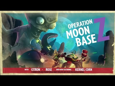 Plants vs Zombies Garden Warfare 2 - Parte 85 Defensa Lunar - Español