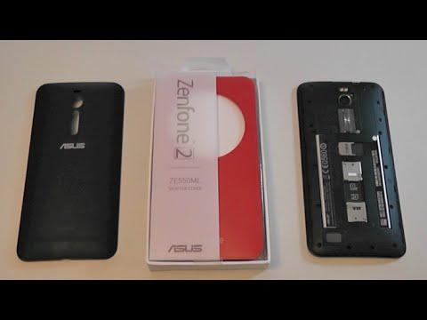 Recensione Asus View Flip Cover per Zenfone 2 ita da AppsParadise