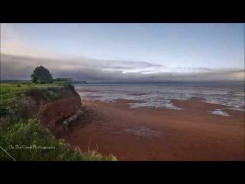 Incredible Time Lapse Of The Highest Ocean Tides Six Hours In 52 Seconds