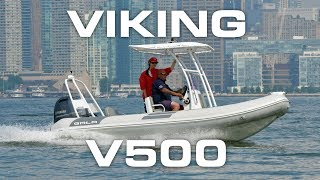 GALA Viking V500 ride to Toronto Harbor