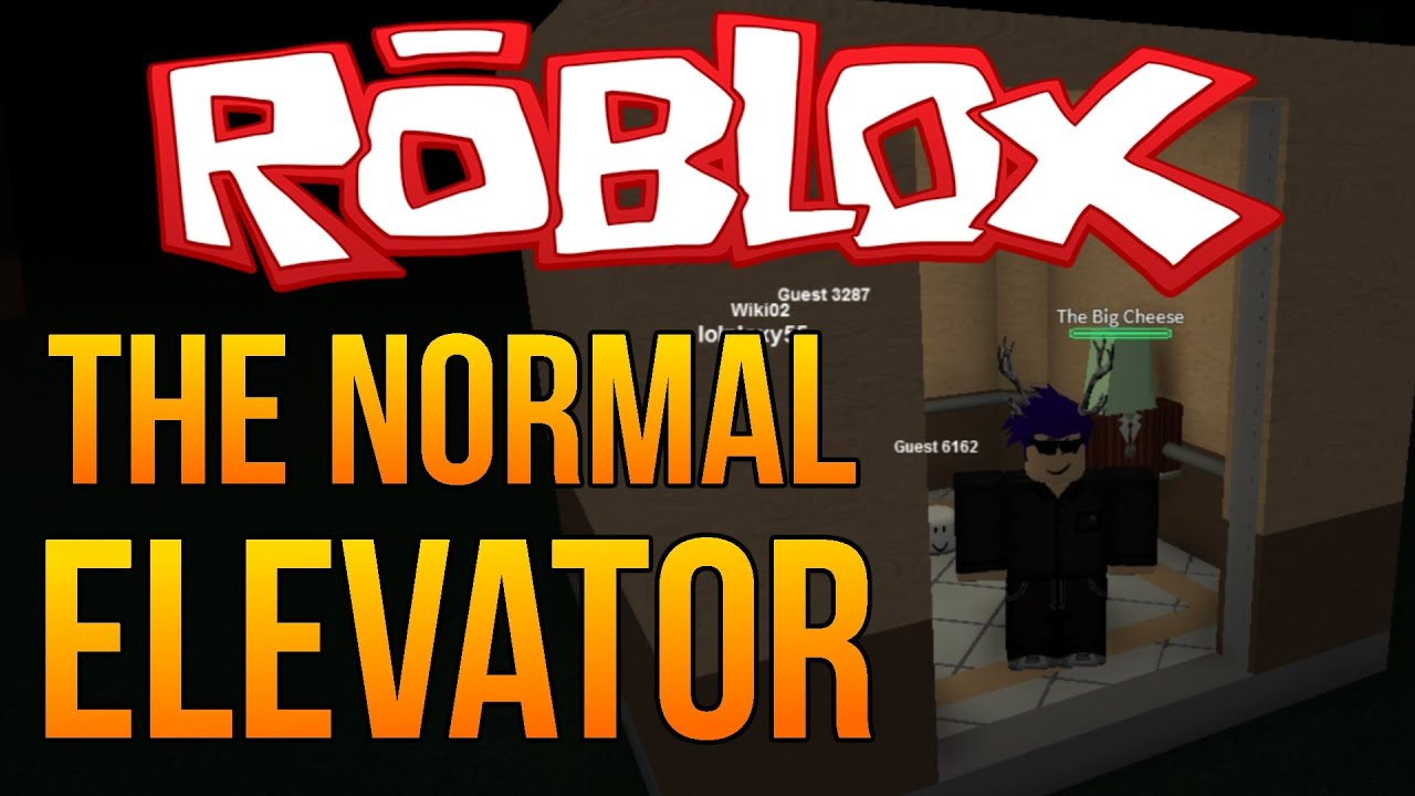 Download Roblox: The Normal Elevator - Roblox Game Commentary