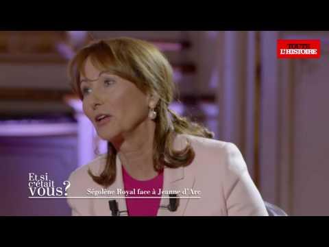 Ségolène Royal face à Jeanne d'Arc (intégrale) - Toute L'Histoire