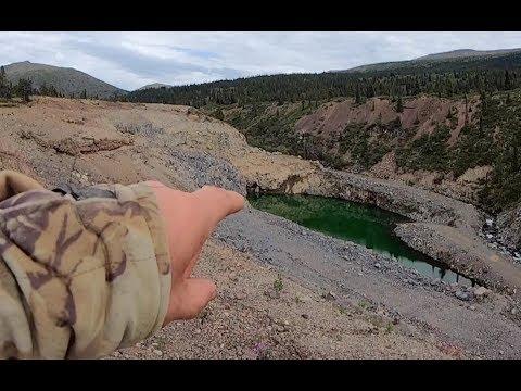 Roadtrip!  Surprise Lake Rocks & Gold Mines In Atlin BC