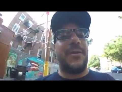 """Periscope de Decidilo """"Camino de Williamsburg a The High Line en Uber Pool"""" 25-06-16"""