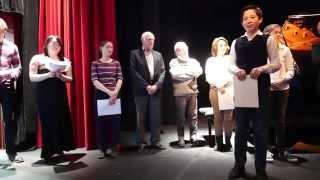 Concours national de piano à Mayenne