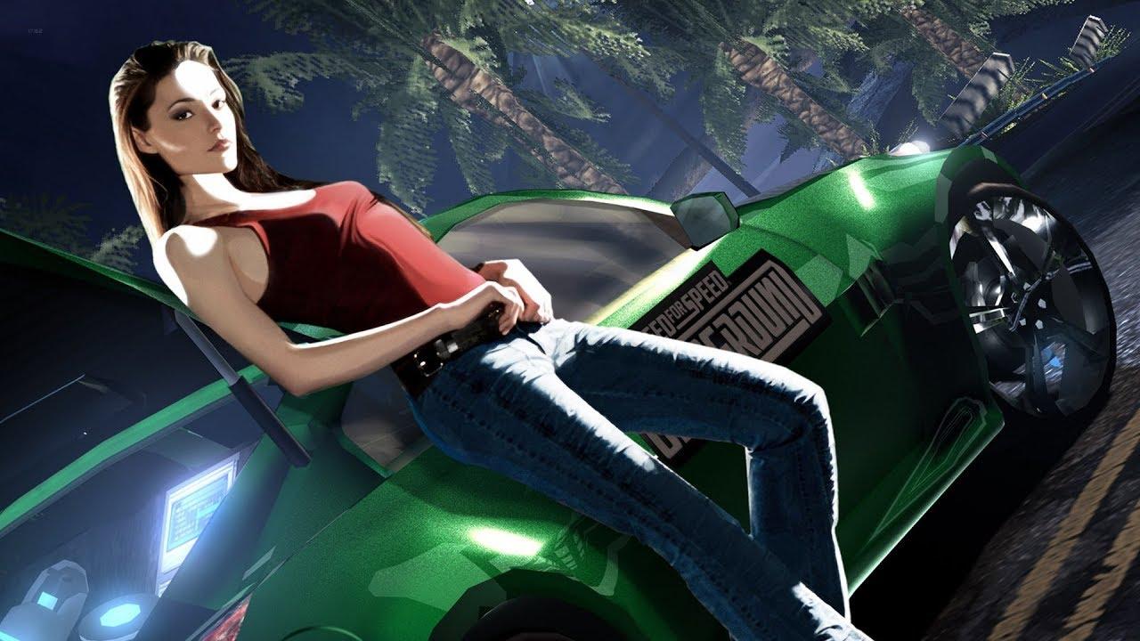 Need For Speed Underground 2 Tum Dukkanlar Ve Haritalar Acilmis