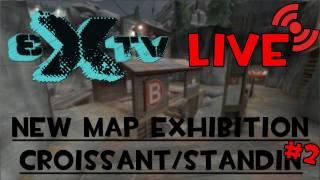 eXtv Live: New Map eXhibition - Croissant/Standin Part 2
