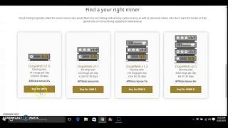 Free Earn 50k DogeCoin Daily | DogeWeb | New Cloud Mining Site - Free 20 H/s Power