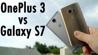 Oneplus 3 vs Samsung Galaxy S7: No flagship killing here…