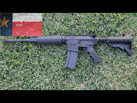 Budget Rifle Upgrade Series: Anderson Rifle AM15 Optic Ready