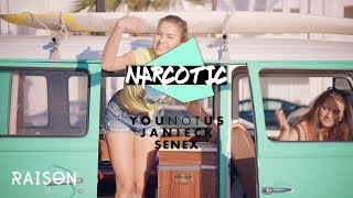 YouNotUs, Janieck, Senex - Narcotic (OFFICIAL MUSIC VIDEO)