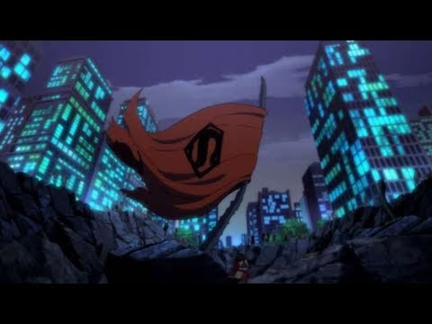 The Death of Superman trailer